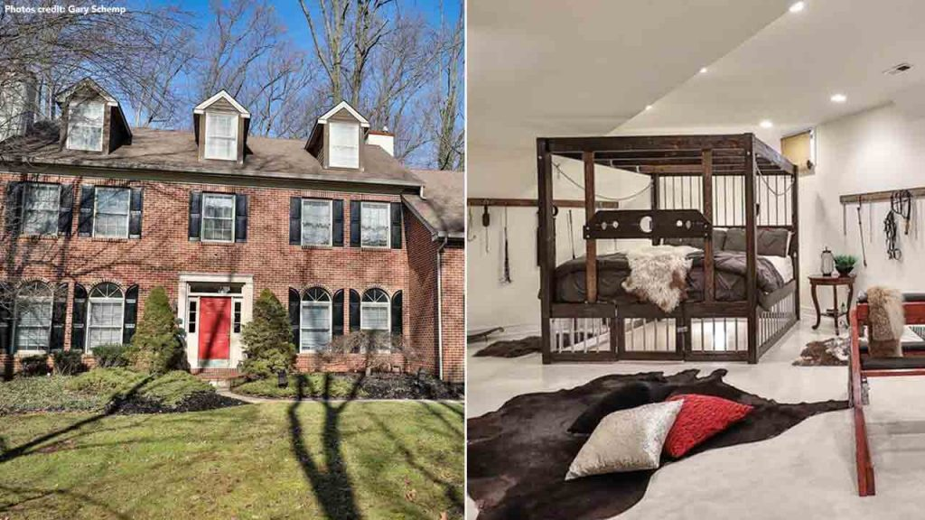 '50 Shades of Maple Glen': Pennsylvania real estate listing includes a spicy adult den | 6abc.com