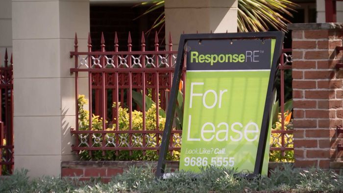 Tenants unable to pay the rent should get two jobs or move to Adelaide or Perth, Real Estate Institute says