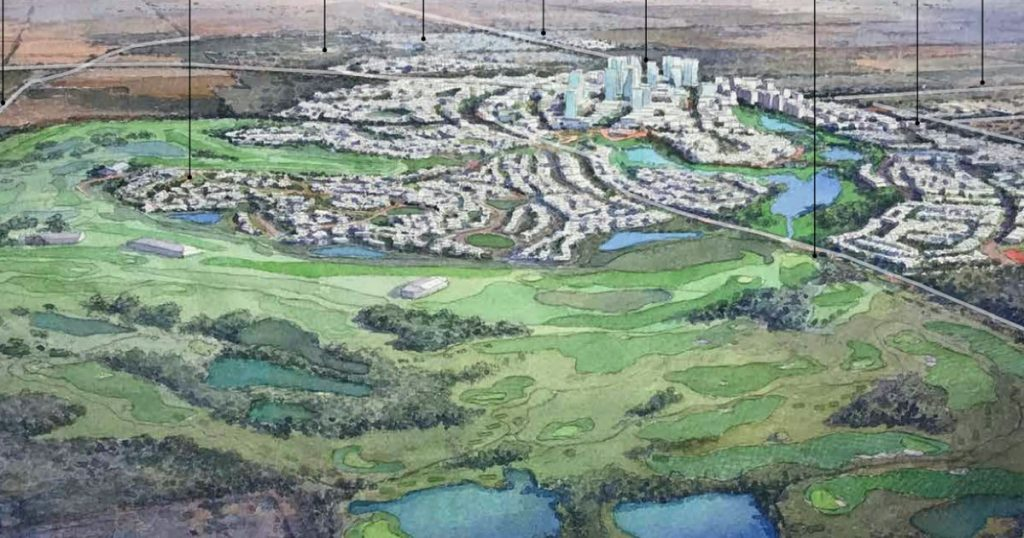 First look: Frisco's 2,500-acre Fields development will have a new city center and thousands of homes | Real Estate | Dallas News