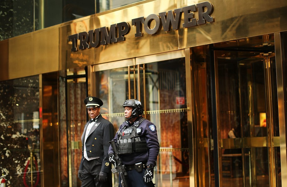 Trump's real estate organization has turned over documents to Robert Mueller