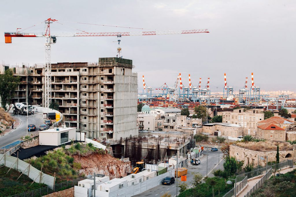 Gentrification in Haifa soars as Palestinian homes are converted into luxury real estate
