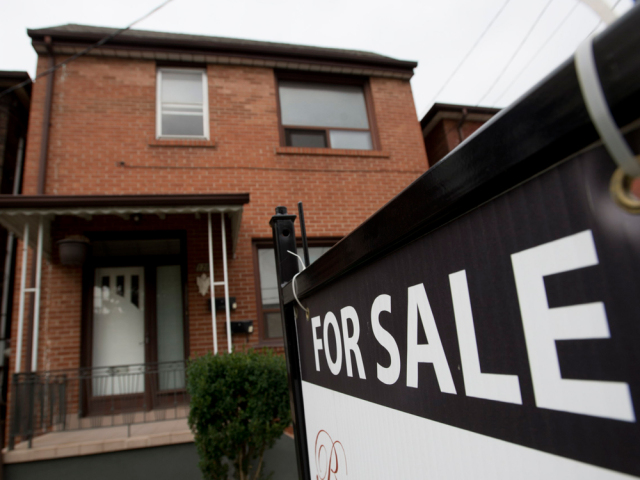 Toronto Real Estate Board calls for looser mortgage rules as monthly sales drop most in a year