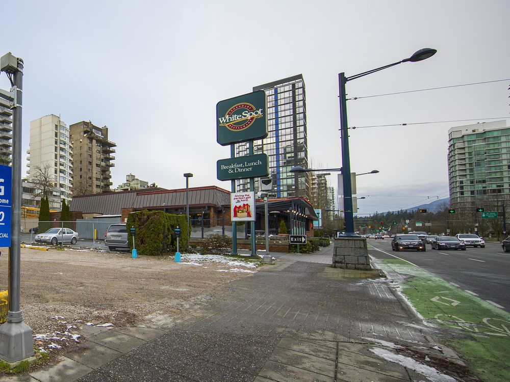 Vancouver real estate: White Spot site on West Georgia sells for $245m