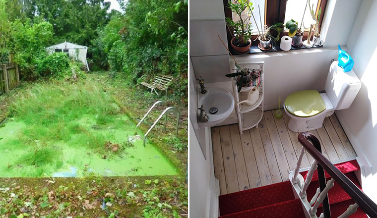 20 Terrible Pictures Taken by Real Estate Agents