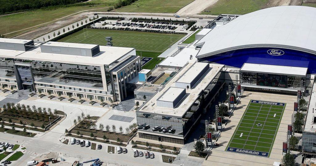 Dr Pepper confirms it's moving to a new $200 million office at The Star inFrisco | Real Estate | Dallas News