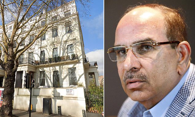 Pakistani real estate tycoon agrees to hand over £190MILLION to UK authorities | Daily Mail Online