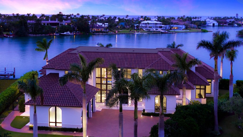 Naples real estate: Nearly $20 million Port Royal home for sale by owner CEO of gold mine