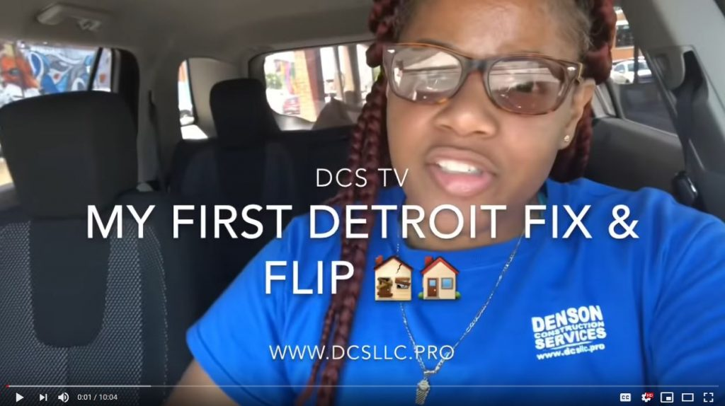 A Detroit Woman is Teaching People in Brooklyn How to Buy Real Estate in Detroit | WDET