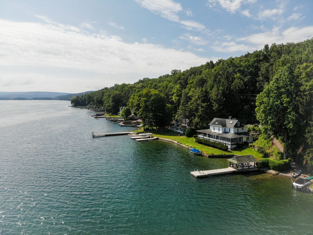 The Value of a Lake Expert | Kate Seaman Team at Warren Real Estate