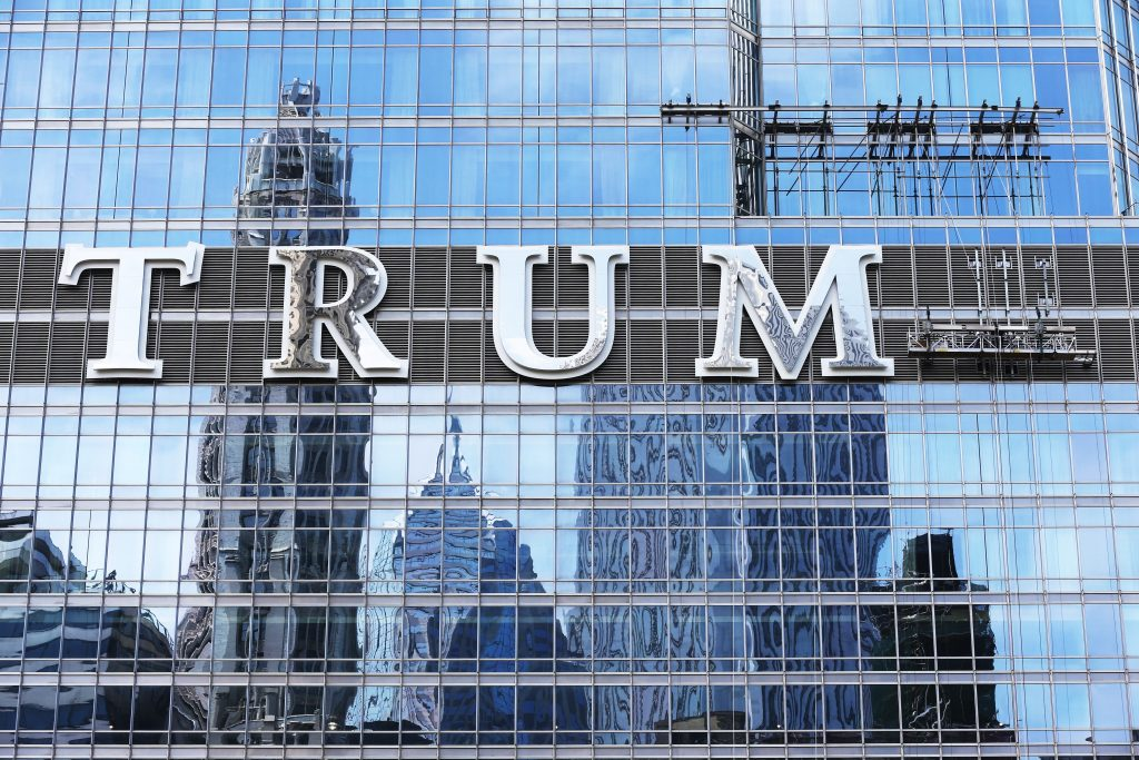 Could Trump Lose Trump Tower Chicago? |   Chicago magazine       | Real Estate & Neighborhoods November 2020