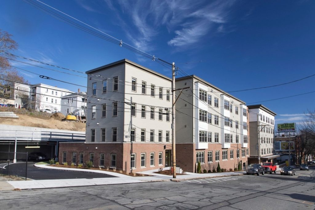 Delphi Construction Completes 50,000 SF Veterans Housing Project in Haverhill | Boston Real Estate Times