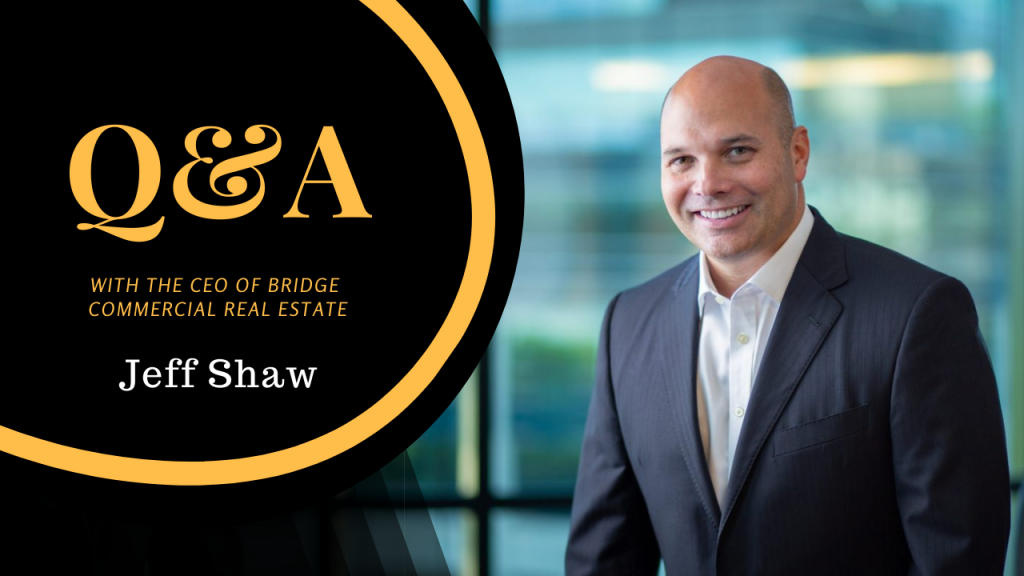 Future Of Work: A Q&A With Jeff Shaw, Bridge Commercial Real Estate CEO, On The Future Of Flex Space | AllWork.Space