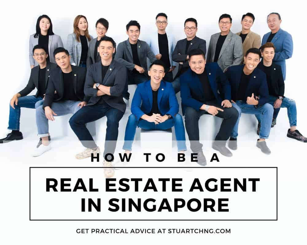 How to be a Real Estate Agent in Singapore (2021) | TheFinance.sg