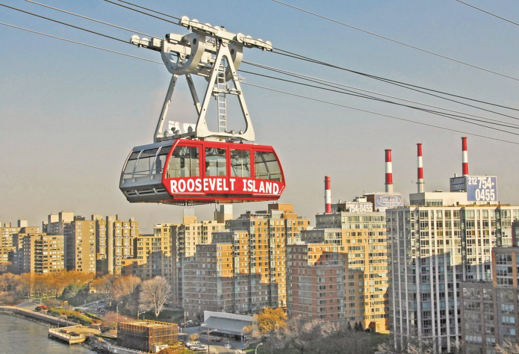 Roosevelt Island real estate is booming thanks to COVID-19