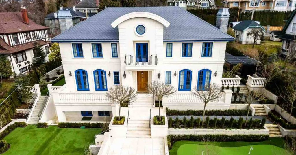 Vancouver real estate: listed $17.3 million, sold at 60 percent discount for $7 million, villa cited best deal in 2020