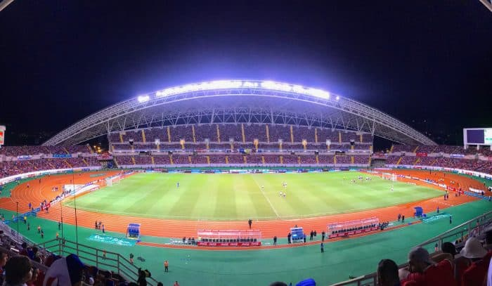 Costa Rica to host historic Gold Cup matches in 2019 – The Tico Times | Costa Rica News | Travel | Real Estate