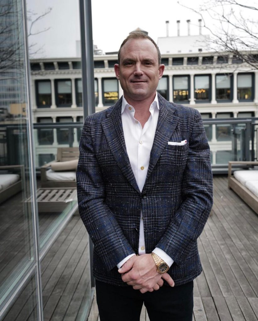 Meet the Real Estate Entrepreneur That's Prioritizing Health and Wellness for His Company: M. Patrick Carroll