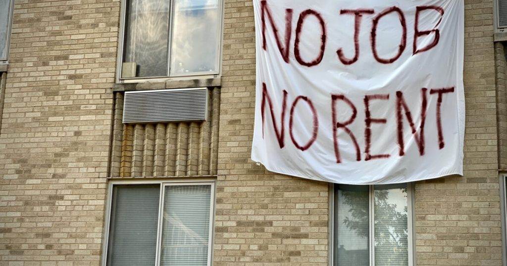 """As the Housing Crisis Explodes, the Trump Admin Is Quietly Undoing Its """"Eviction Moratorium"""" – Following a pressure campaign from landlords and real estate groups, the Trump administration is giving landlords more leeway to evict tenants."""