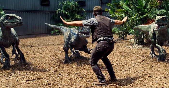 A Day in the Life of a Real Estate Agent as Told by Jurassic Park