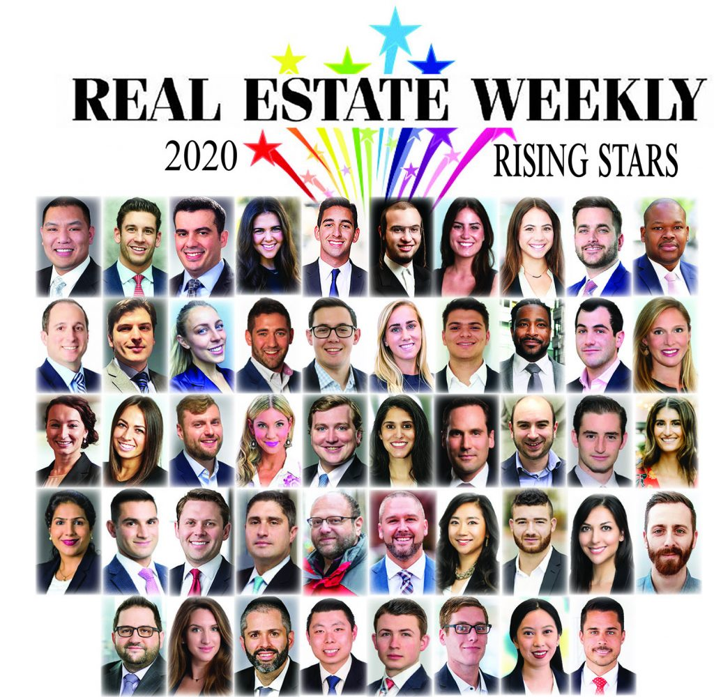 Real Estate Weekly's 2020 Rising Stars   Real Estate Weekly